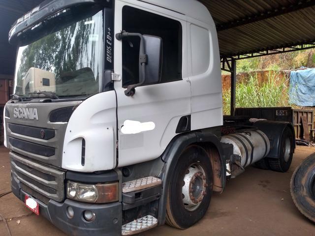 Scania p 360 toco