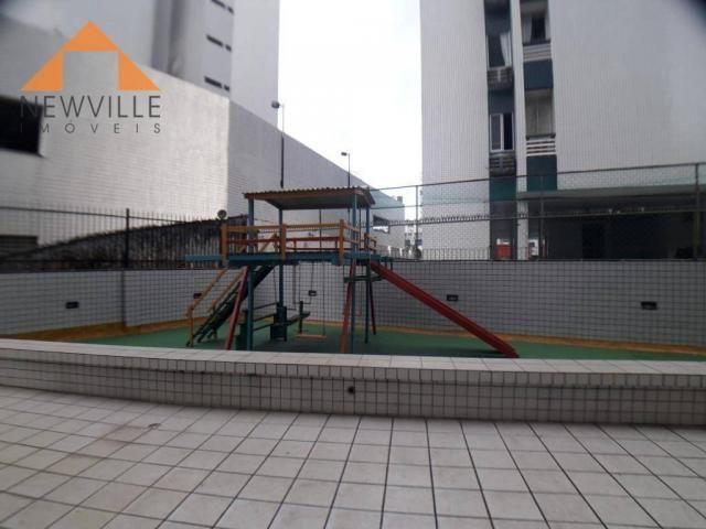Apartamento com 2 quartos para alugar, 97 m² por R$ 2.200/mês - Graças - Recife - Foto 11