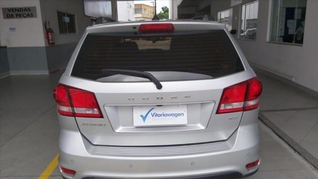 DODGE JOURNEY 3.6 SXT V6 GASOLINA 4P AUTOMÁTICO - Foto 6
