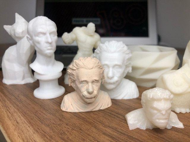 Faço impressões 3D com preço justo! - Foto 4