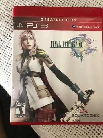 Game PS3 - Final Fantasy XIII