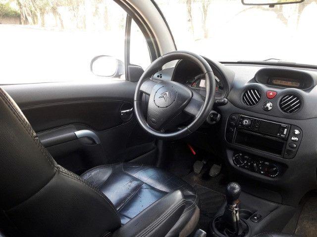 C3 1.6 Completo- modelo Exclusive 16V - ano 2007 - FLEX - Foto 3