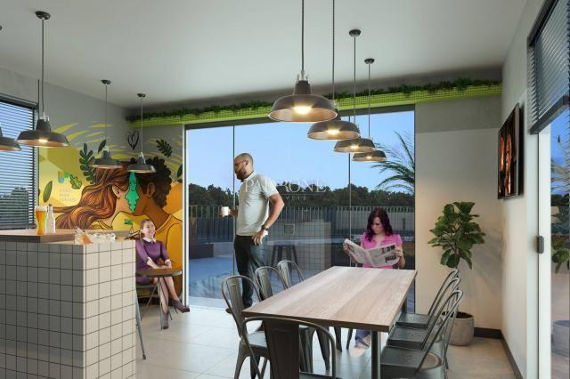 Apartamento à venda com 2 dormitórios em Campo comprido, Curitiba cod:AP0236 - Foto 8