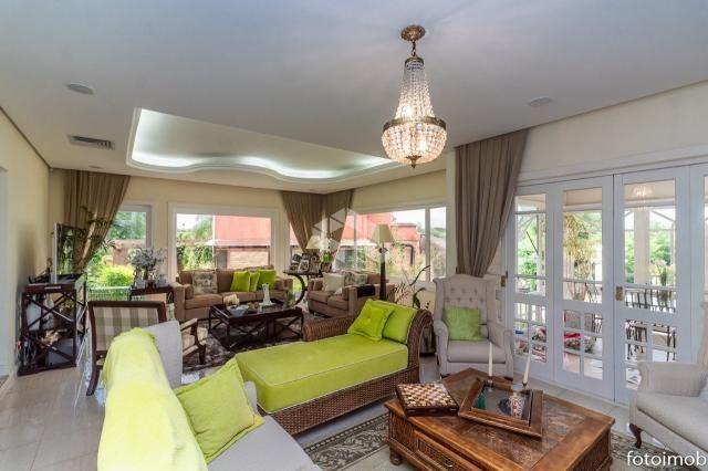 Casa de condomínio à venda com 5 dormitórios em Morada gaúcha, Gravataí cod:9890331 - Foto 7