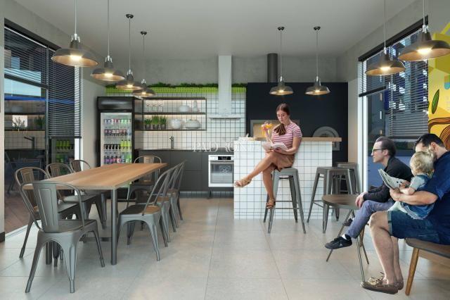 Apartamento à venda com 2 dormitórios em Campo comprido, Curitiba cod:AP0236 - Foto 7