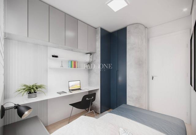 Apartamento à venda com 2 dormitórios em Campo comprido, Curitiba cod:AP0236 - Foto 3