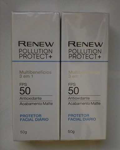 Protetor Solar Facial Renew Multi FPS 50