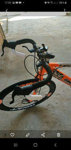 Bike speed 54 1600reais  - Foto 2
