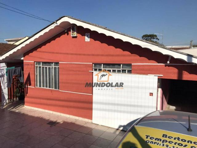 Casa com 3 dormitórios à venda, 80 m² por R$ 250.000,00 - Capela Velha - Araucária/PR - Foto 4