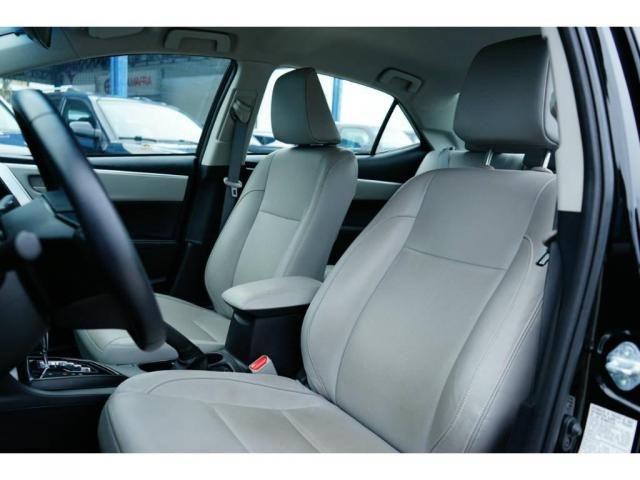 Toyota Corolla GLI UPPER 1.8 16 V AUT  - Foto 7
