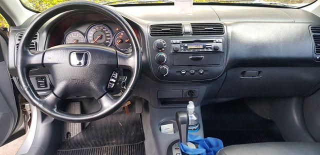 Civic ex 1.7 16v vtec 2005/2005 - Foto 6