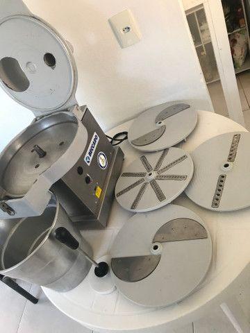Ralador Beccaro bivolt com 4 discos - Foto 3
