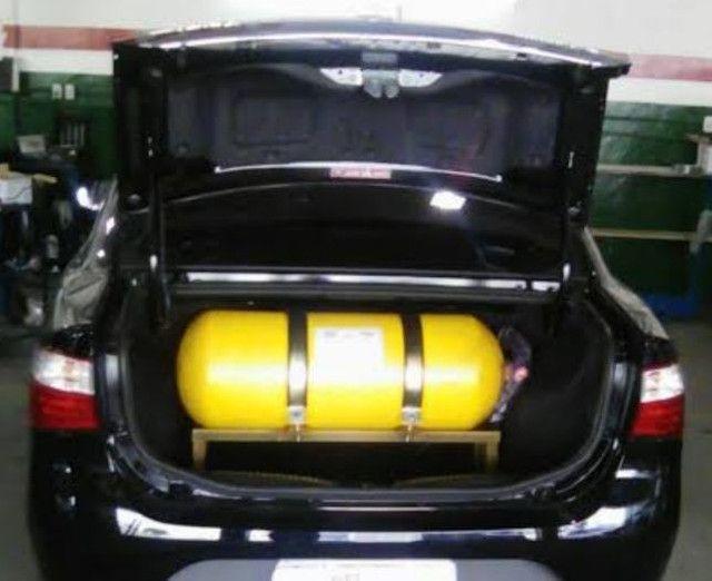 Kit GNV novo para vários modelos de carros - Foto 3