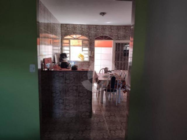 Casa com 3 dormitórios à venda, 170 m² por R$ 400.000 - Centro (Manilha) - Itaboraí/RJ - Foto 10