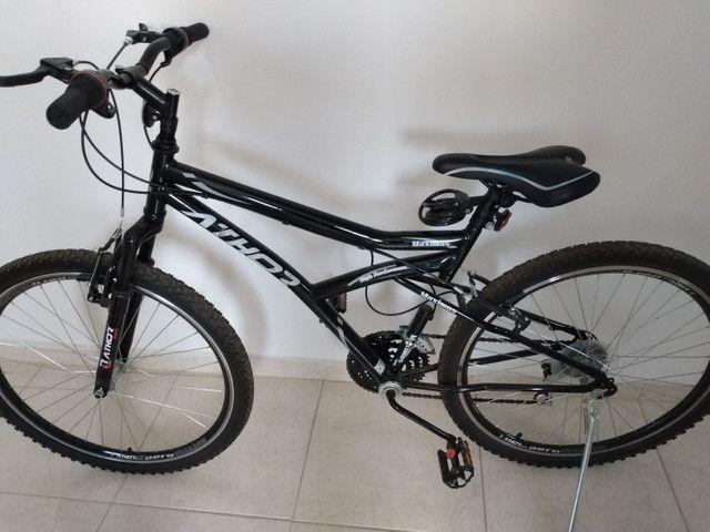 Bicicleta nova com nota - Foto 4