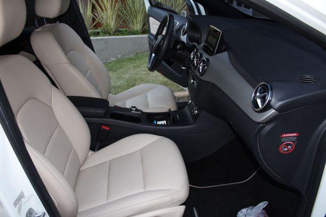 Mercedes B200 2014 branca - Foto 4