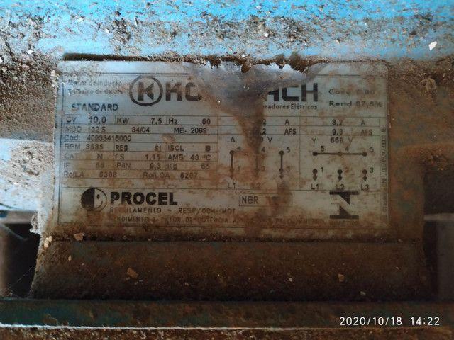 Triturador DPM 2 Nogueira - Foto 2