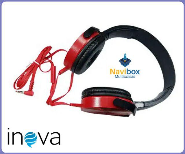 Fone de Ouvido - Inova Pro definição | FON-2059D - Foto 2