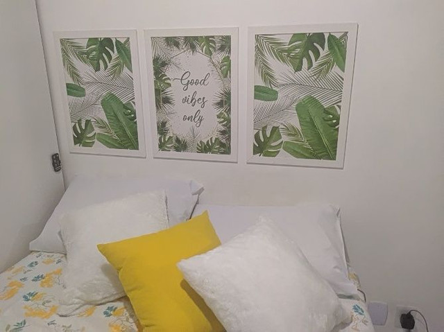 Quadros / vendo 3 quadros composição preção pra vender logo - Foto 4