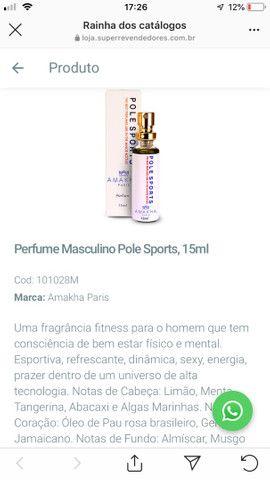 Perfume Invictos  - Foto 6