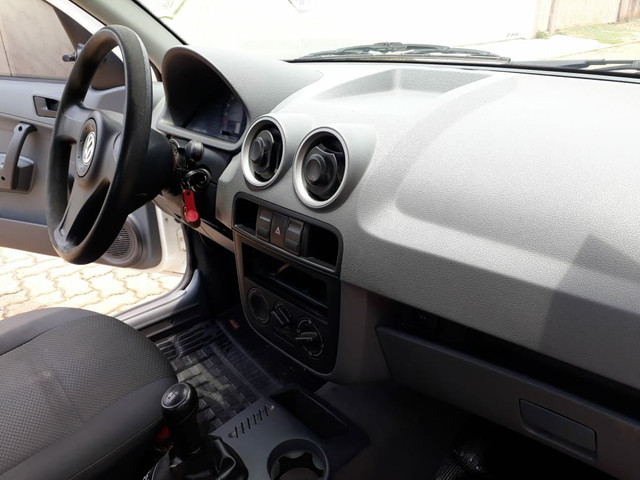 Vendo VW Gol Ecomotion 1.0 MI Total Flex 8V 2 portas.  - Foto 5