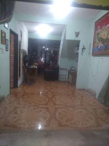 Casa duplex 5 quartos 2 banheiros sala cozinha área de serviço garagem poço de água - Foto 7