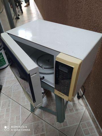 Microondas Panasonic apenas 199 - Foto 4