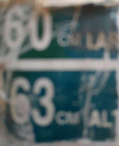 Mini Persiana de Vinil sem uso na caixa - Foto 4