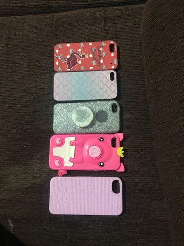 Capinhas do iPhone SE