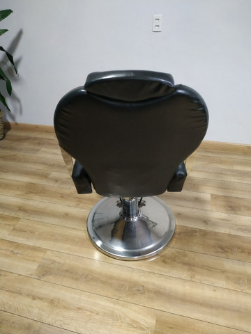 Cadeira Barbeiro Prismec Lord  - Foto 4