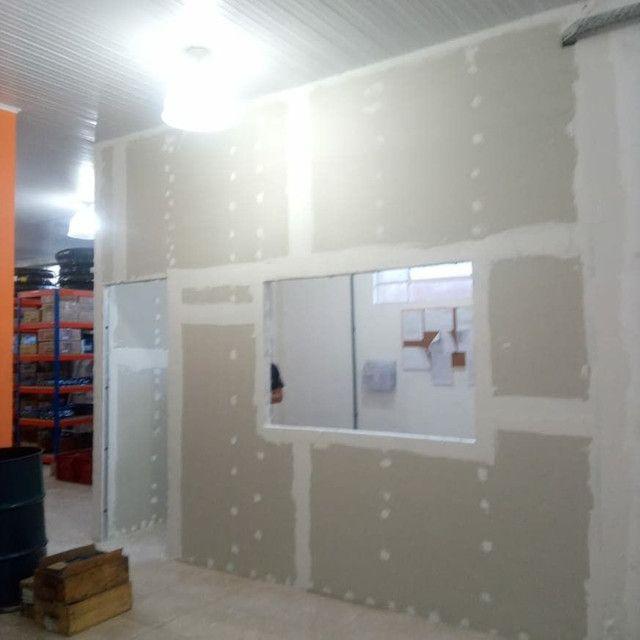 Gesso Convencional e Acartonado(drywall)
