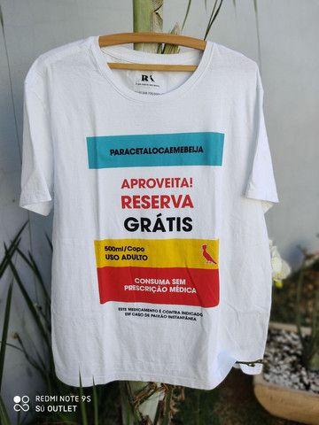 Camisetas Masculinas Multimarcas