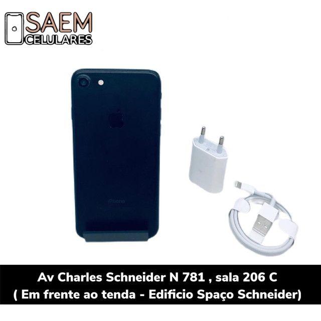 iphone 7 32 gb ( silver / gold/ preto)  - Foto 3