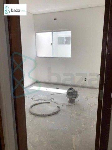 Casa com 3 dormitórios sendo 1 suíte à venda, 115 m² por R$ 350.000 - Residencial Paris -  - Foto 11