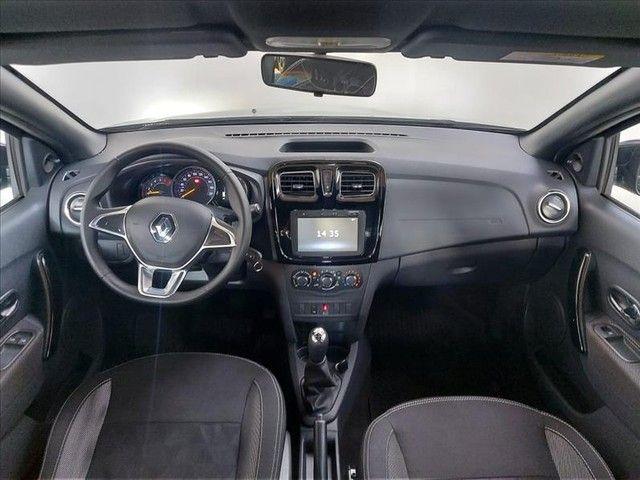 Renault Logan 1.0 12v Sce Zen - Foto 7