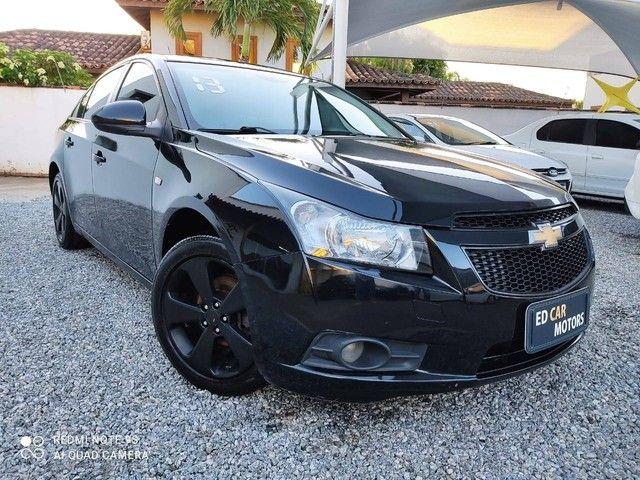 CRUZE 2012/2013 1.8 LT 16V FLEX 4P AUTOMÁTICO - Foto 6