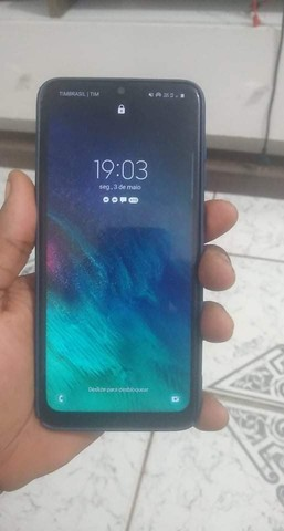 Samsung a70 128 gb $ 1100.00 imei limpo - Foto 5