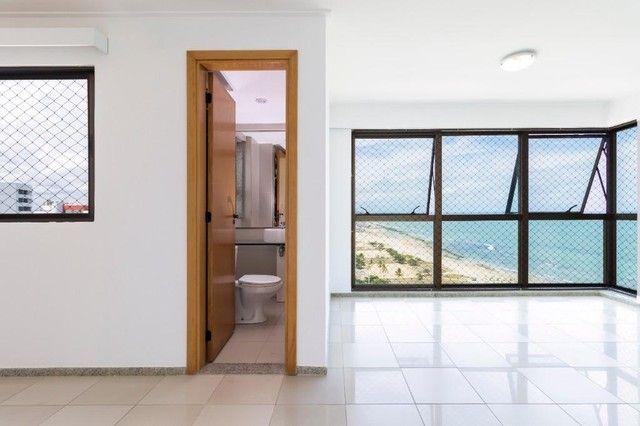 Apartamento com 4 quartos para alugar, 300 m² por R$ 13.500/ano - Pina - Recife/PE - Foto 14