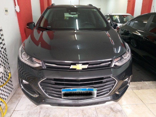 Tracker Premier Top  Nova troco e financio aceito carro ou moto maior ou menor valor - Foto 3