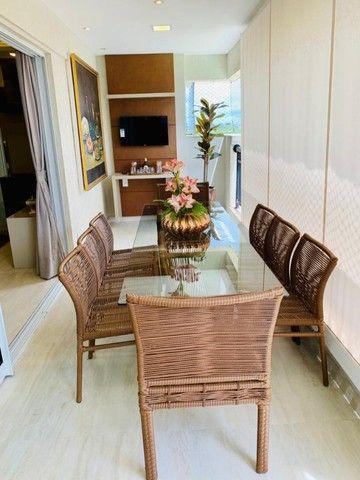 Lindo Apartamento mobiliado, ótima localização -Ponta Negra, Natal/RN - Foto 10