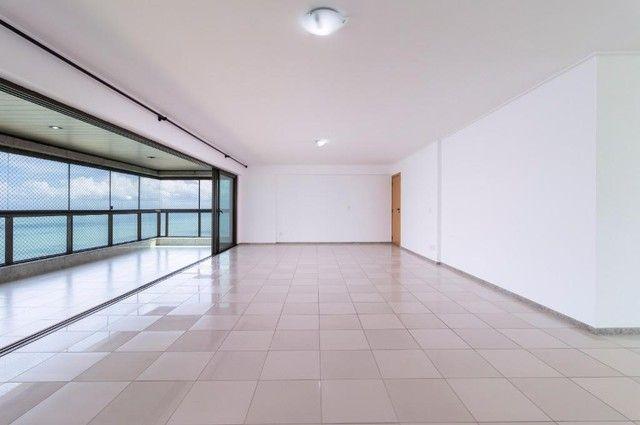 Apartamento com 4 quartos para alugar, 300 m² por R$ 13.500/ano - Pina - Recife/PE - Foto 12