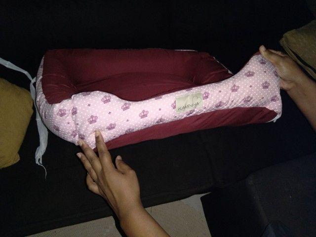 Cama de gato/cachorro semi nova - Foto 3