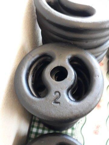 Anilhas R$7,90 kg - Foto 3