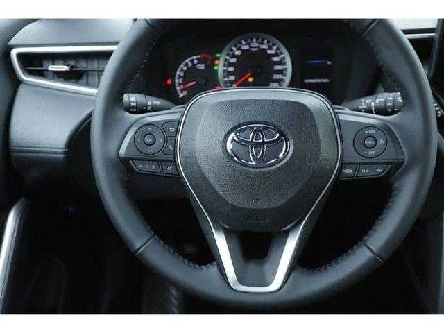 Toyota Corolla CROSS XRE 2.0 DIRECT SHIFT FLEX - Foto 12
