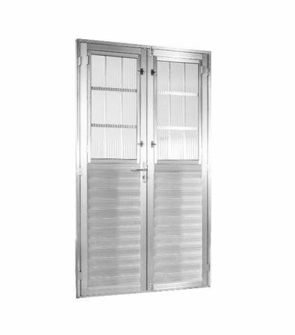 Porta de Aluminio e Janela de Aluminio - PREÇOS IMPERDÍVEIS!  - Foto 5