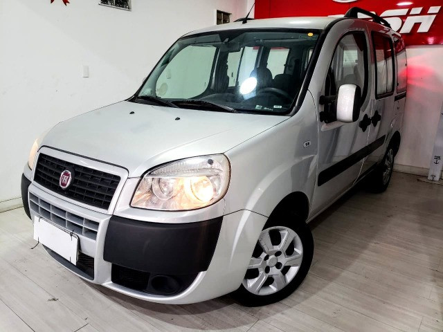 Fiat doblo 1.8 mpi essence 7l 16v flex 4p manual 2018 impecavel - Foto 3