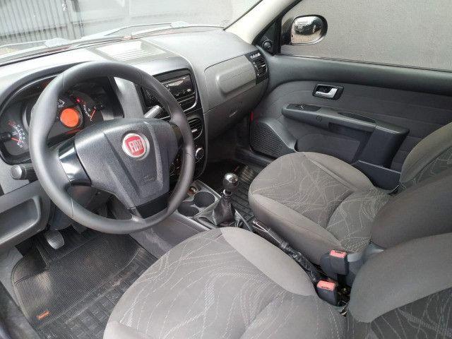 Strada 1.4 Flex Working Cab Simples 2014 Completa - Foto 6
