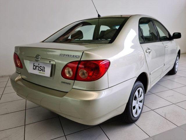 Toyota Corolla XLI 1.6 2008 automático - Foto 4
