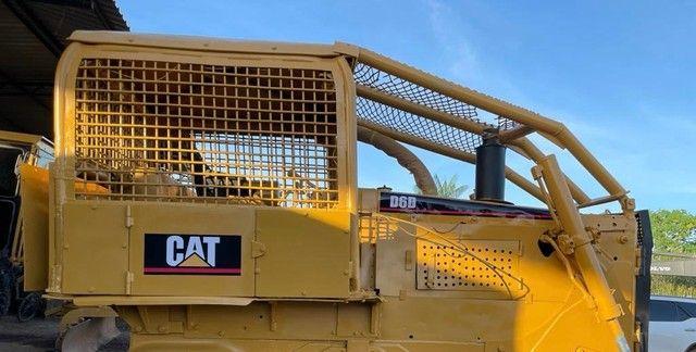 Trator CAT D6D  - Foto 2