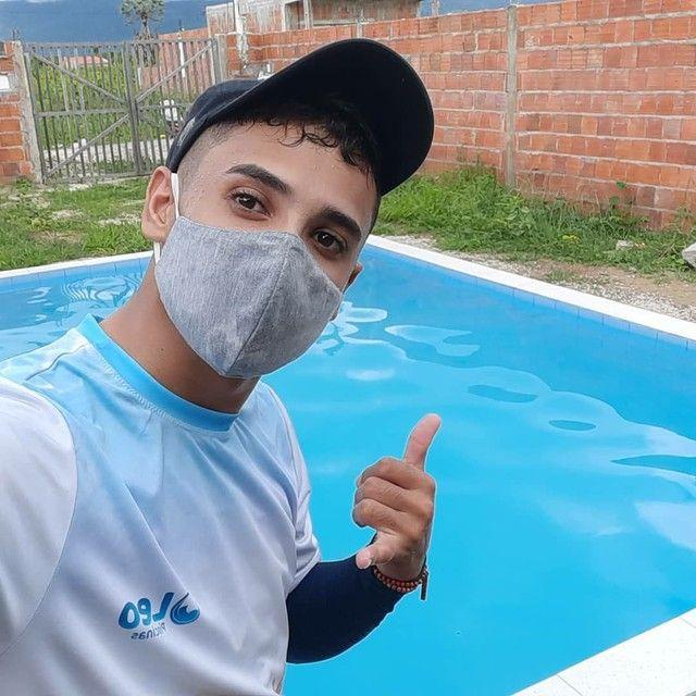 Limpeza de piscinas  - Foto 6